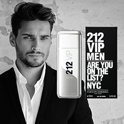 212 Vip Men woda toaletowa spray 50ml