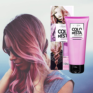 Colorista Wash Out Lilac Hair