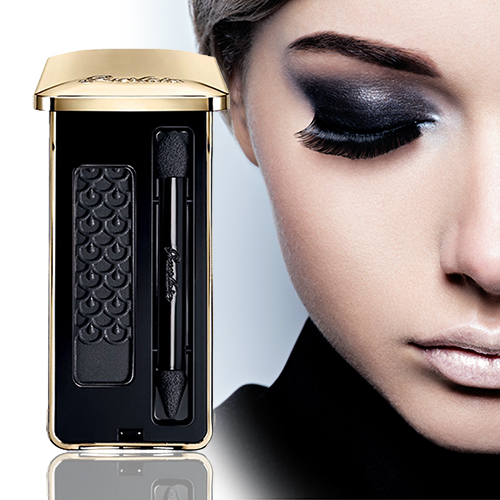 Ecrin 1 Couleur Eyeshadow cień do powiek 09 Flash Black 2g