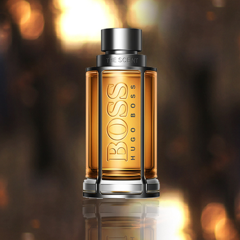 Boss The Scent woda toaletowa spray 200ml
