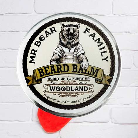 Morgan Beard Balm Citrus balsam do brody 60ml