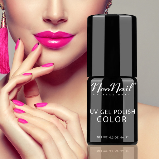 UV Gel Polish Color lakier hybrydowy 3200 Pink Lady 6ml