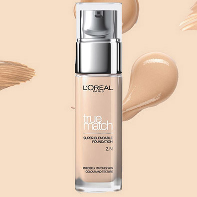 True Match Foundation New podkład do twarzy N2 Vanilla 30ml