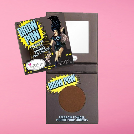 Brow Pow Eyebrow Powder puder do brwi Light Brown 8,5g