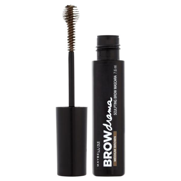 Brow Drama modelująca maskara do brwi Medium Brown 7.6ml