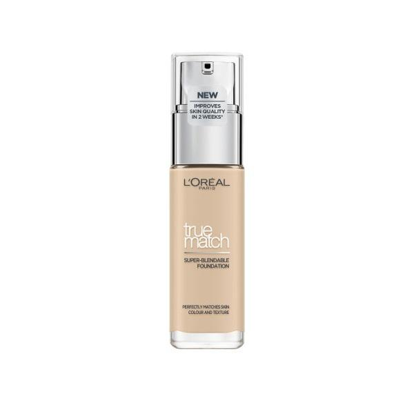 True Match Foundation podkład do twarzy 1.N Ivory 30ml