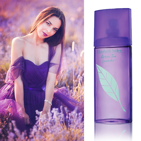 Green Tea Lavender woda toaletowa spray 100ml