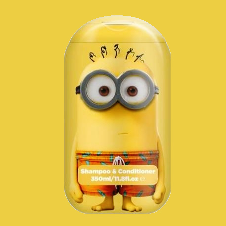 Despicable Me Minion 2in1 Shampoo & Conditioner szampon i odżywka 350ml
